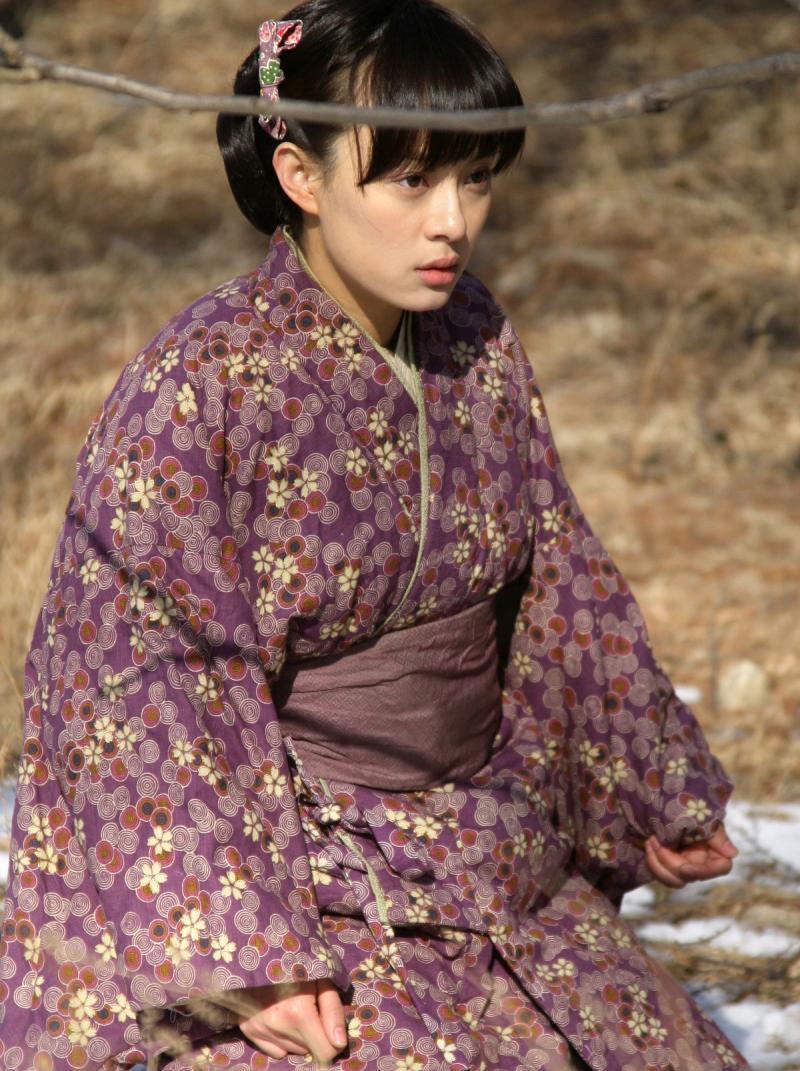 ▲孫儷在《小姨媽媽》中飾演竹內多鶴。(圖
