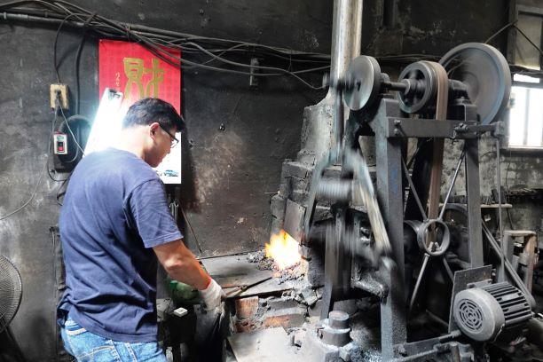 新工和鐵工廠