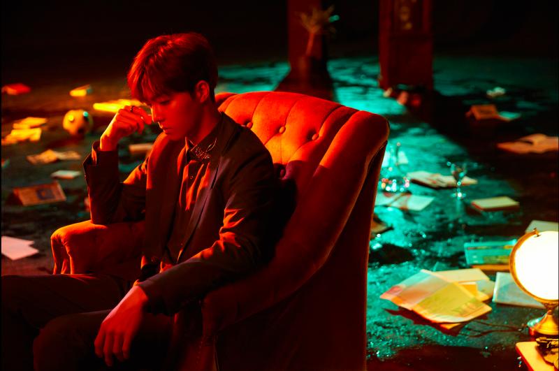 ▲陳立農推出首張個人專輯前導單曲〈我夢見你〉。(圖/環球音樂提供)