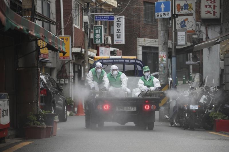 本土疫情再起!南韓單日新增79例新冠確診 創53天新高