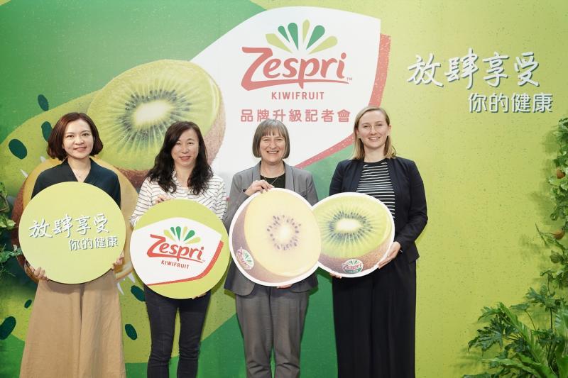 廣編/<b>Zespri</b>奇異果新升級 帶領全球放肆享健康