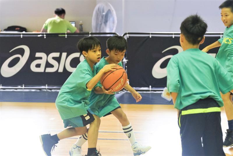 ▲2020亞瑟士籃球之星訓練營,活動照片。(圖/官方提供)