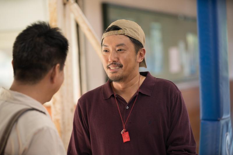 ▲段鈞豪第一次入圍台北電影獎。(圖/台北電影獎)