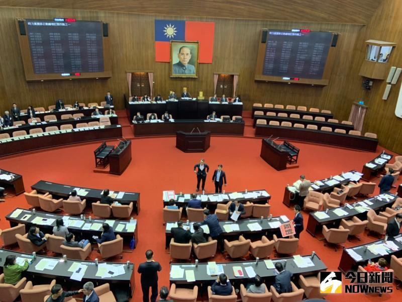 立法院新會期18日開議 政院力推三大預算
