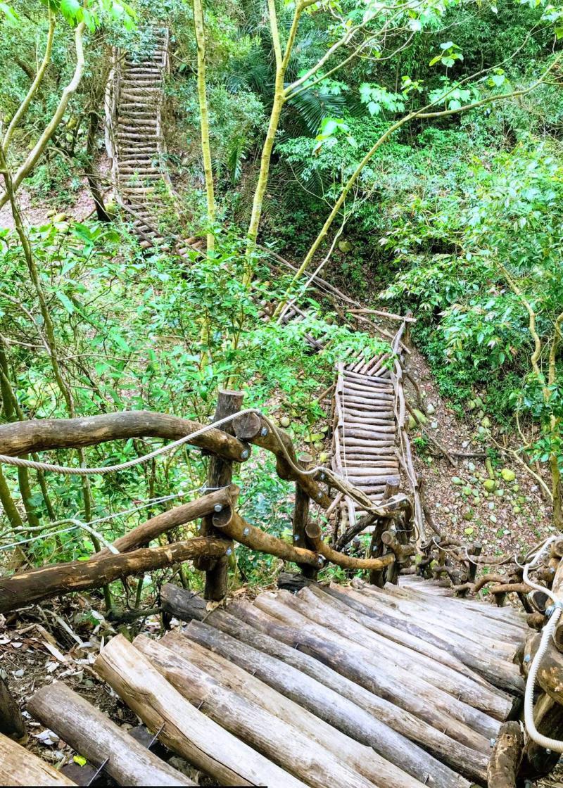活化台中大坑觀光發展 莊競程建議納入參山國家風景區