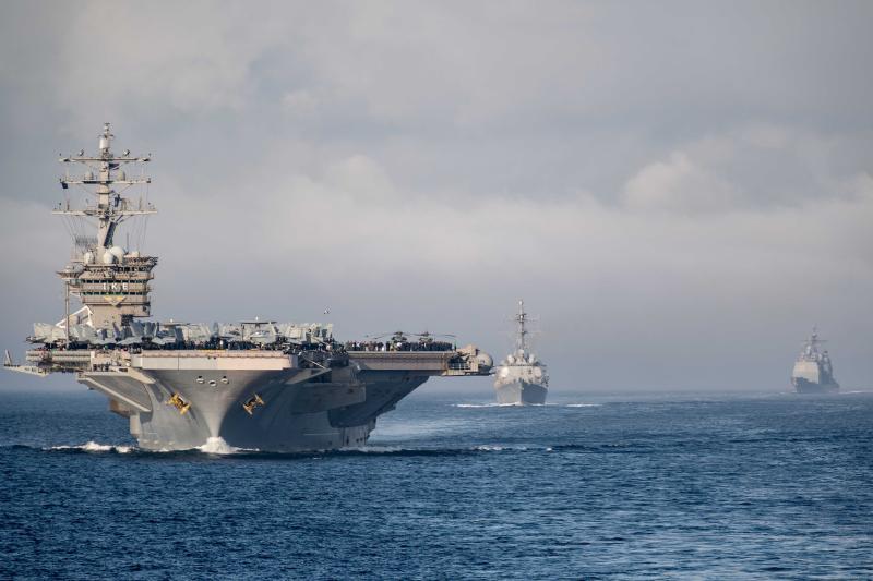 ▲美國海軍(圖/翻攝推特@USNavyCNO)