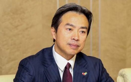 ▲杜偉曾擔任中國駐烏克蘭使節。(圖/翻攝自 MVS GOV UA )