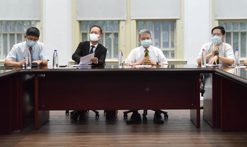 師大澄清夏學理多項指控 校長吳正己:為捍衛校譽將提告