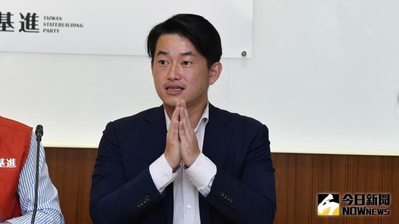 ▲台灣基進黨立委陳柏惟。(圖/記者林柏年攝,2020.05.19)