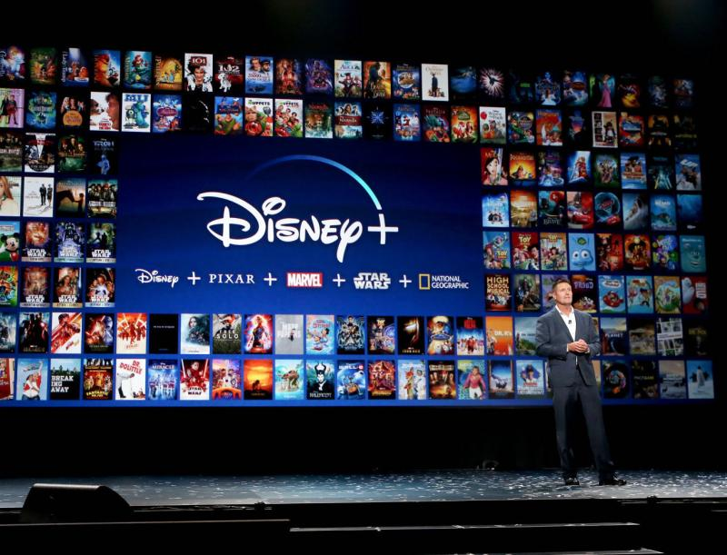 ▲至本月初,Disney+已經累積了逾