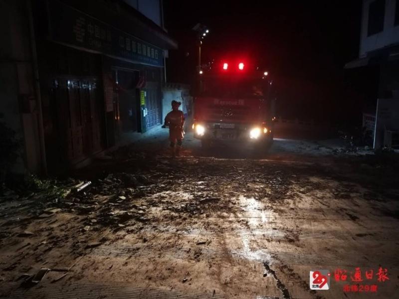 雲南18日夜發生5級地震釀4死 民憂:豆腐渣樓恐加大災情