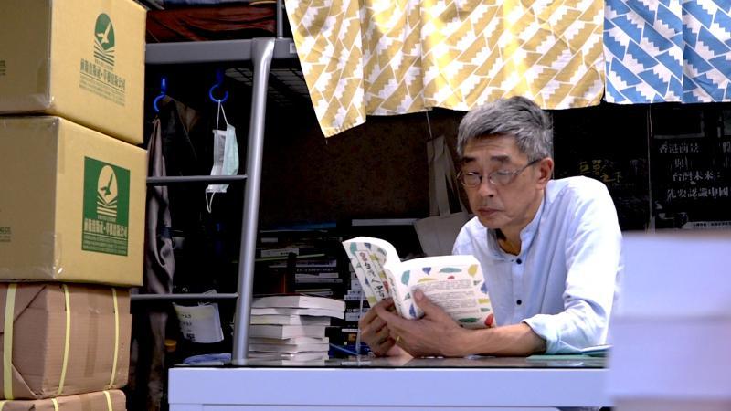 專訪/讀書太少所以開書店 <b>林榮基</b>的愛書成痴