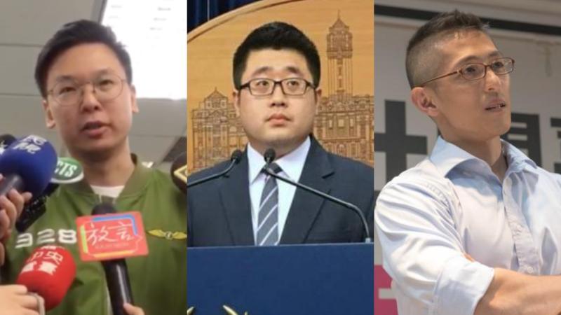 林飛帆、林鶴明留任民進黨副秘 吳怡農任智庫副執行長