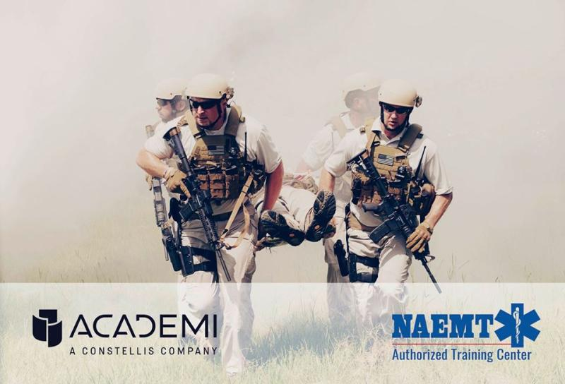 ▲黑水公司現改名為阿卡德米(Academi)公司,提供保全與維安訓練服務。(圖/Academi臉書)