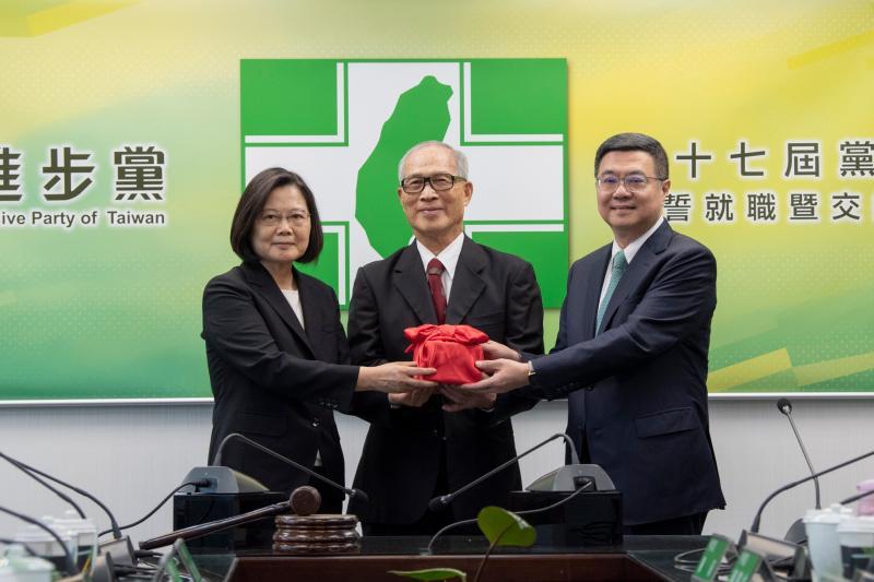 民進黨地方黨部主委選舉 派系之戰解密