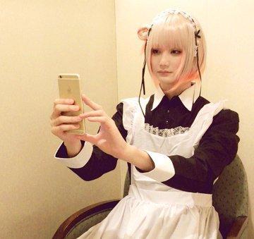 ▲ Nanasai 是知名「偽娘」,經常男扮女裝。(圖/翻攝自@Nanasai7的推特)