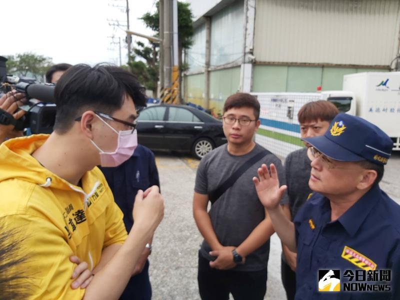 ▲基於安全考量,彰化縣警察局於兩個月內會完成測速照相設置。(圖/記者陳雅芳攝,2020.05.20)