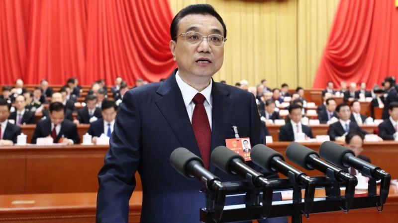▲中國國務院總理李克強。(圖/翻攝自香港 01 )