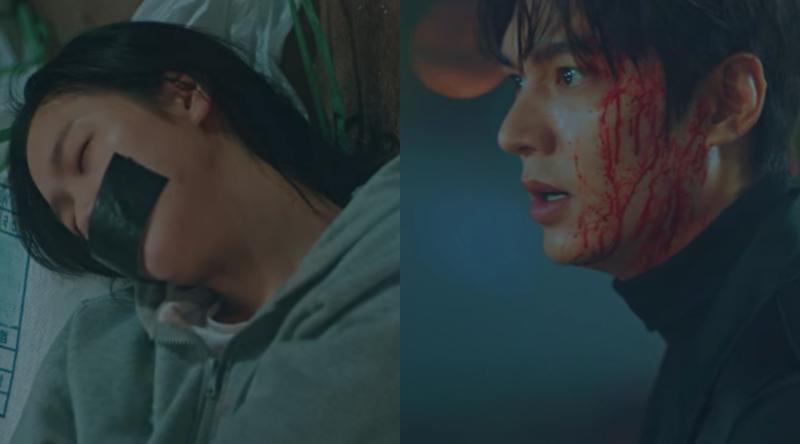 李敏鎬「未婚妻」被下藥綁架 揮刀報仇滿身血!