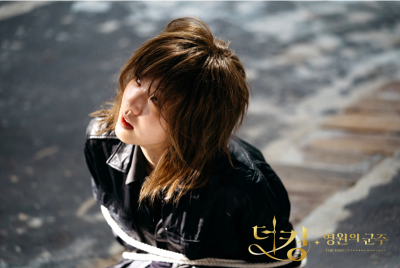 ▲路娜決定到大韓民國「取代」鄭太乙的人生。(圖/SBS)