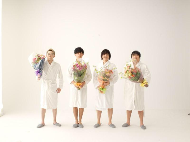 ▲flumpool邀請陳綺貞、HUSH幫中文版歌曲填詞。(圖/相信音樂)