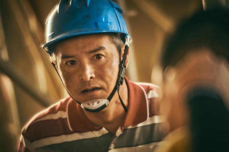 <b>李銘順</b>眼睛紅揭「鐵工職業病」 柯叔元毒癮演技令人心疼
