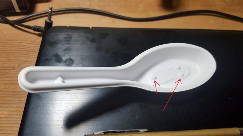 免洗湯匙上為何有「<b>凸點</b>」?網曝「真實用途」:原來如此