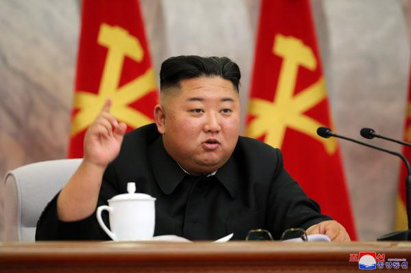 ▲朝鮮領導人金正恩。(圖/翻攝自朝中社)