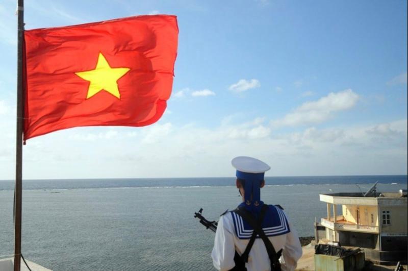 ▲中國在南海動作頻頻,區域局勢緊張。(圖/翻攝自 Asia Times )