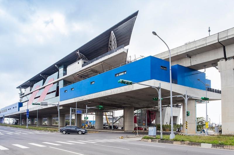 ▲機場捷運可皆抵達台北最大關鍵轉運站台北火車站,要搭高鐵也不遠。(圖/公關照片)