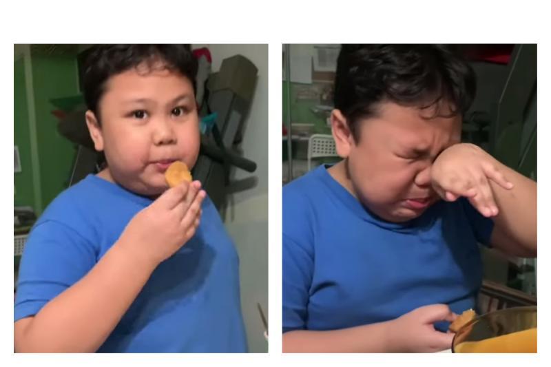 影/新加坡男孩「疫情解封吃麥當勞」 下秒崩潰真相曝光