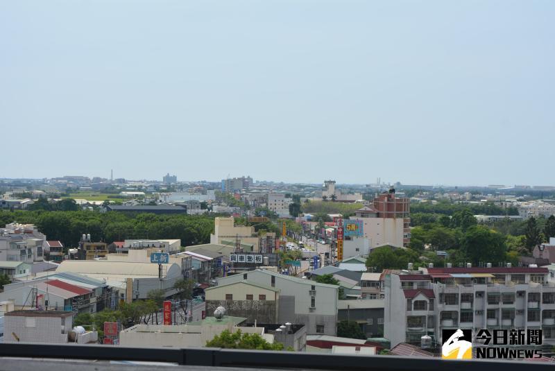 ▲嘉義市不但有最好的觀賞景點,還有上百公頃的公園綠地。(圖/記者郭政隆攝影2020.5.25)