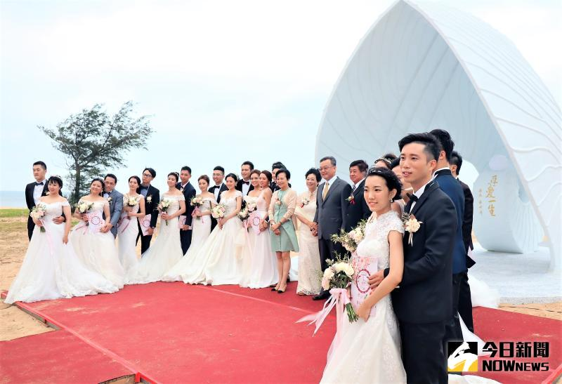 澎湖海島婚禮通關密碼2020929 銅牆鐵壁秘境堅貞登場