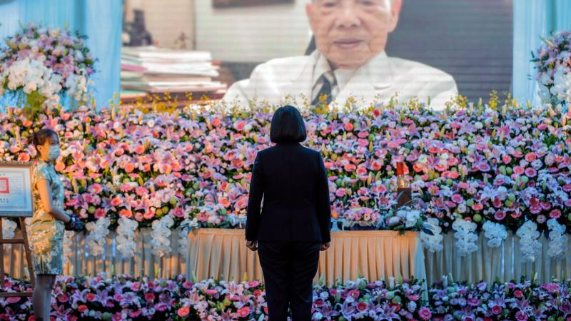 ▲台灣雖有民選總統,但仍因一中框架,在國際上有許多阻礙。(圖/總統府提供)