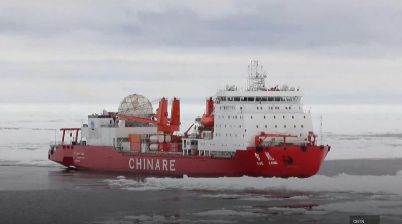 ▲中國在南極將打造全球最大漁船。(示意圖/取自