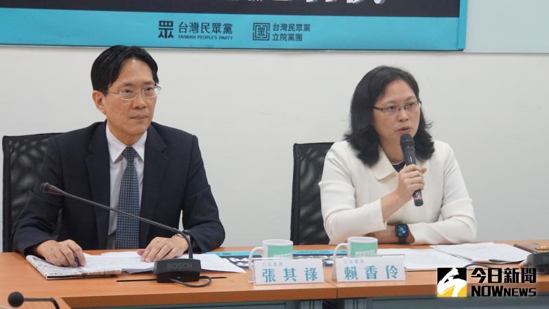 「撐香港別耍嘴皮!」民眾黨籲臨時會完成港澳條例修法