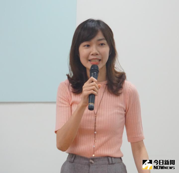 ▲台灣民眾黨發言人楊寶楨。(圖/記者呂炯昌攝)