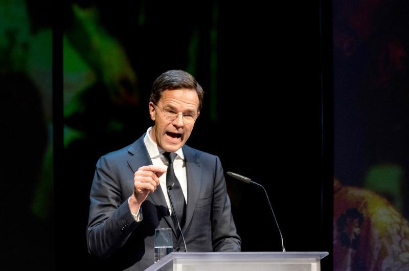 ▲荷蘭首相呂特(Mark Rutte)。(圖/達志影像/AP)