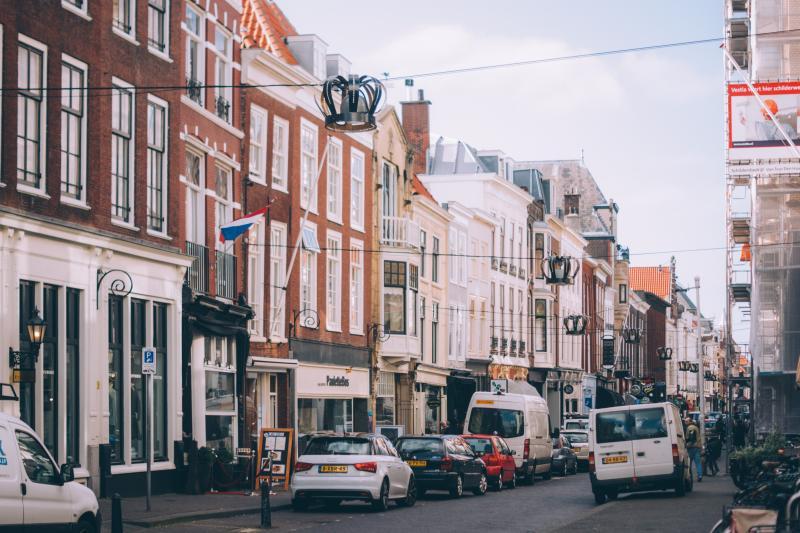 ▲荷蘭第3大城市海牙一隅。(示意圖/取自Unsplash)