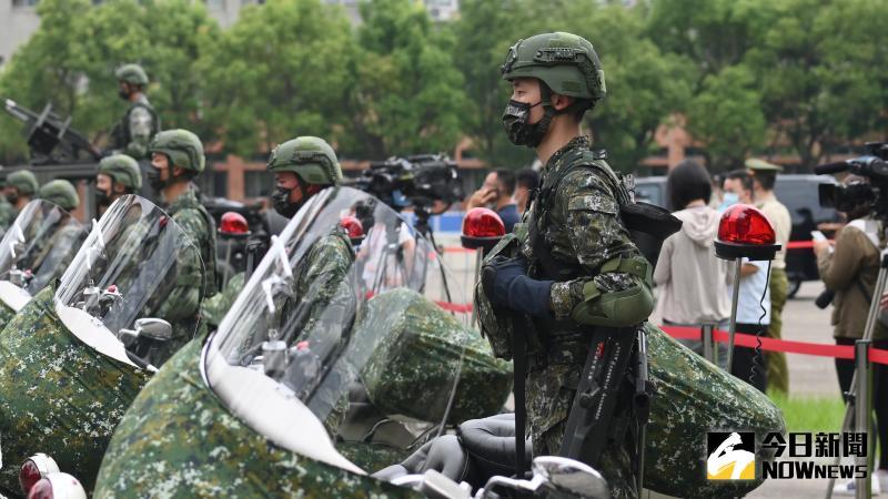 憲兵快反連配備紅隼反裝甲火箭首次對外公開