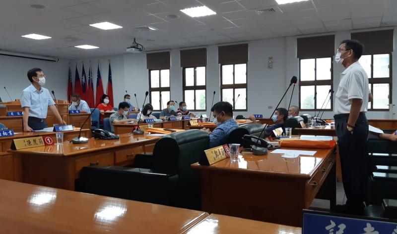 斗南鎮托報名超額 鎮代要照單全收反對抽籤