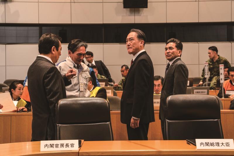▲日本首相危機處理方式也在片中展現。(圖/双喜)