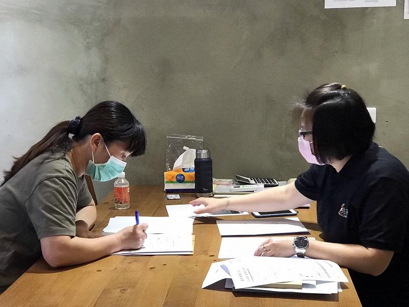 嘉義市政府今年4月開辦社會住宅包租代管2.0,民眾洽詢熱烈。
