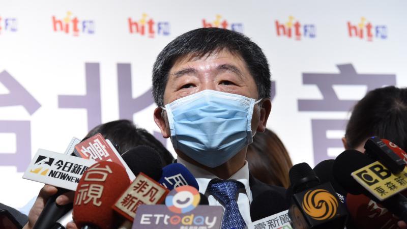 中國大陸怕阿中部長選總統?陳時中一句話妙答