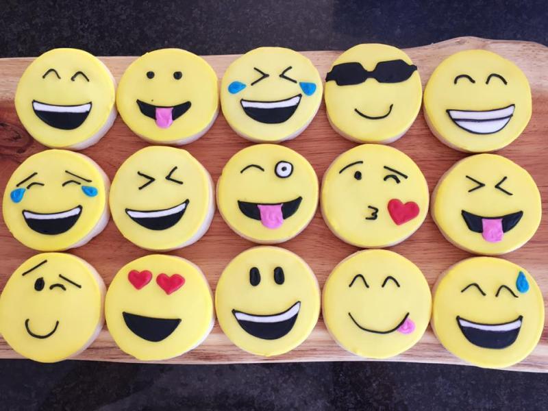 ▲ emoji 圖案。(圖/翻攝自臉書)