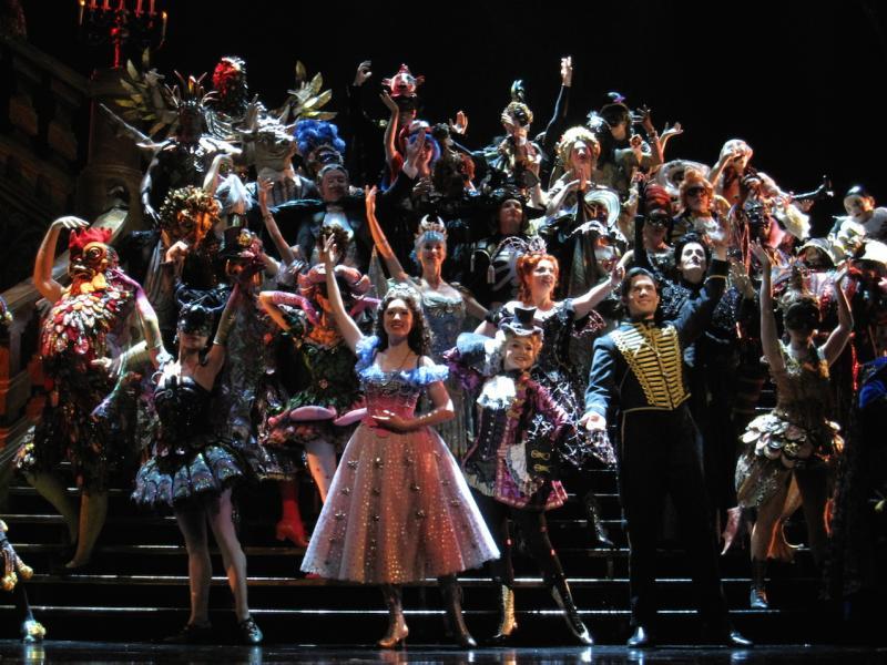 ▲音樂劇《歌劇魅影》即將四度來台。(圖/寬宏藝術提供)