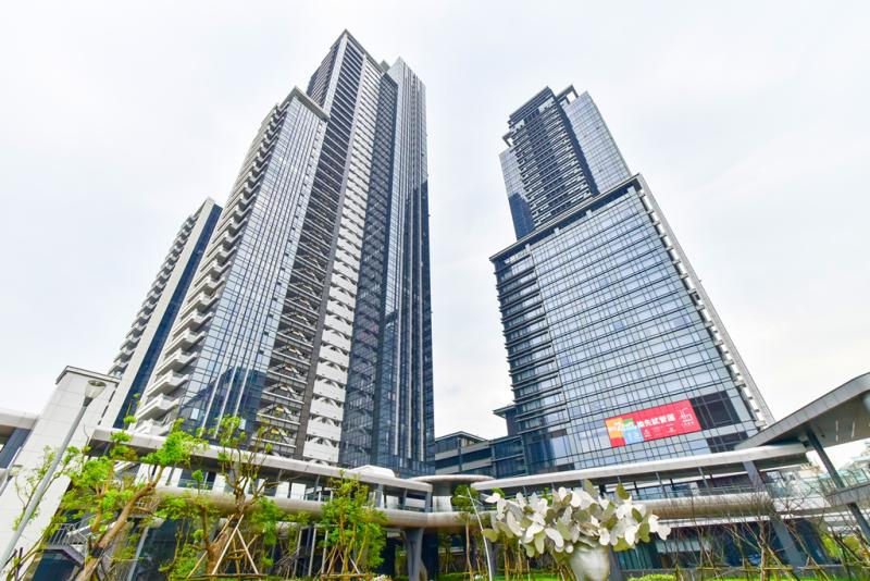 高端房市買氣回升 大直豪宅今年前3季交易量創5年新高