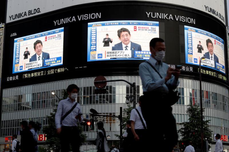 日本全面解禁 東京、北九州出現疫情反彈