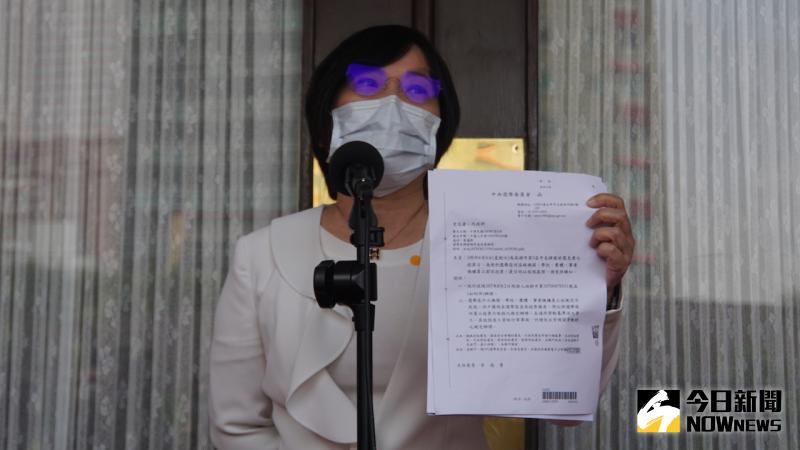 領罷韓投票通知被貼標籤?綠委呼籲高市選委會依法行政