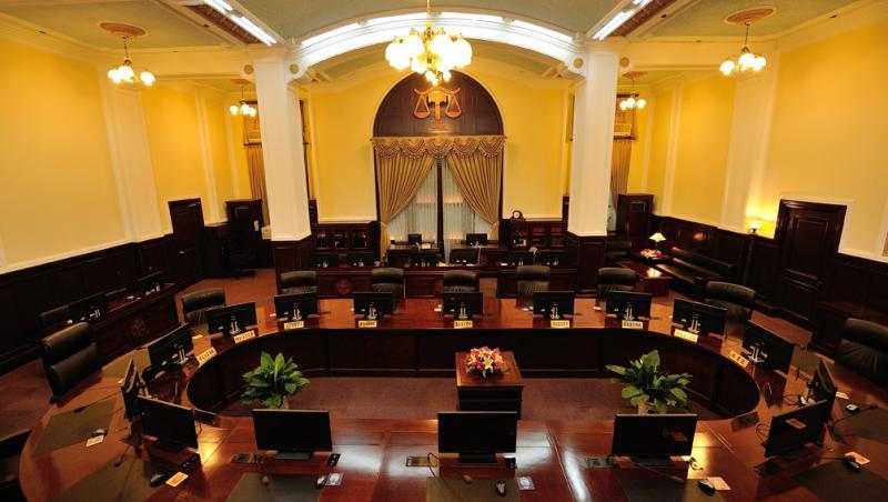 司法院大法官審理憲法法庭